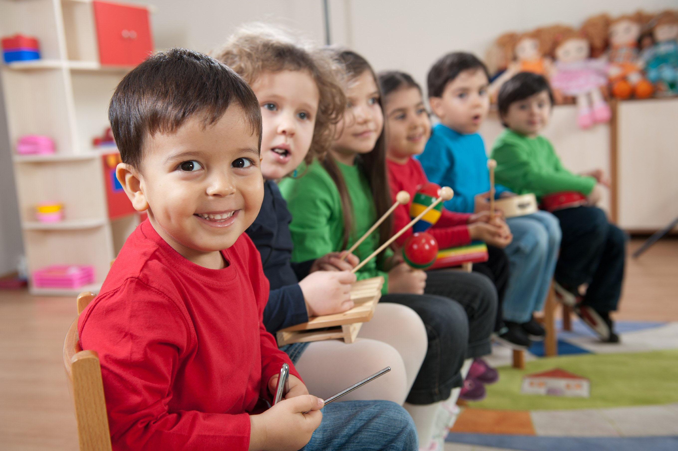 Детский сад Википедия